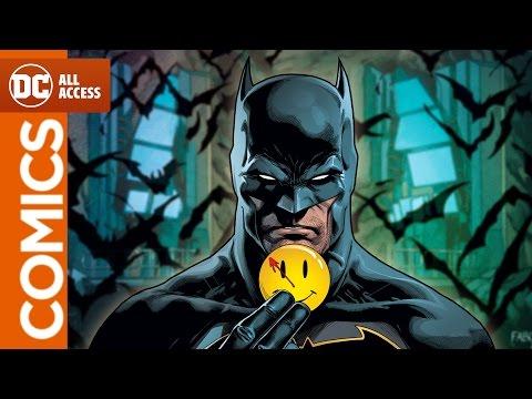 THE BUTTON: Batman & Flash Take Rebirth to Next Level