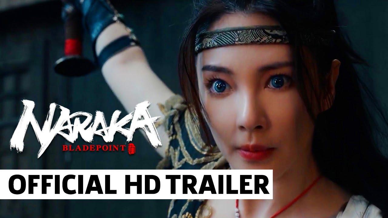 Download Naraka Bladepoint - NEW HERO Valda Cui Cinematic & Gameplay Trailer