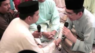Faiz + Nadiah | Akad Nikah Highlight