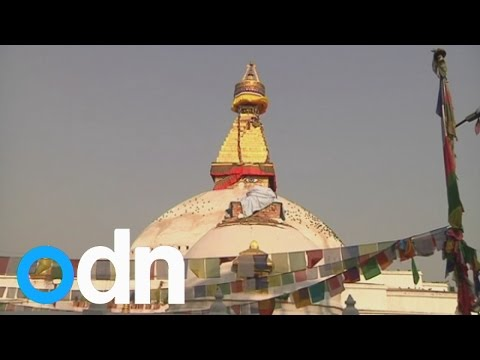 One month since quake, Nepal prays for peace