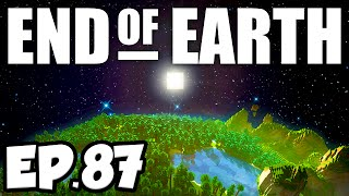End of Earth: Minecraft Modded Survival Ep.87 - STARTING THE ME MACHINE!!! (Steve