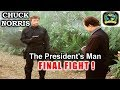 CHUCK NORRIS: The President's Man - Final Fight Remastered HD.