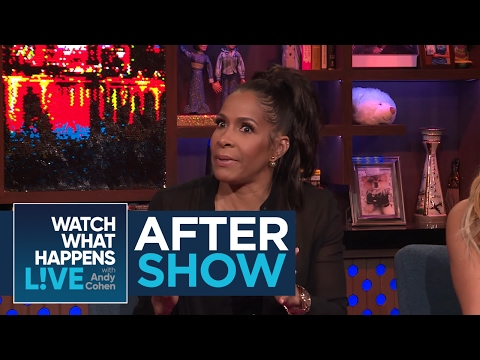 After Show: Andy Cohen And Sheree Whitfield Dish On The #RHOA Reunion Special | RHOA | WWHL