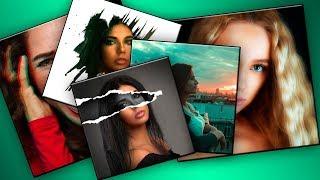 5 простых эффектов в Фотошоп / Интересные эффекты быстро