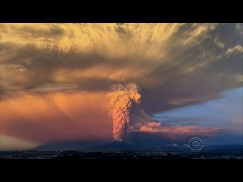 Scientists look for climate clues in Chile volcano eruption