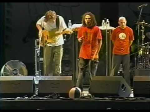 Maynard with Rage 10.10.1999