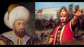 II Murat 39 ın Fatih Sultan Mehmete nasihati