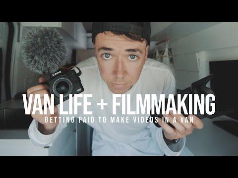 Van Life Filmmaker | My Minimalist Filmmaking Gear