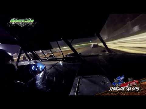 #7 Shannon Davis - Crate Late Model - 10-13-18 Duck River Raceway Park - In Car Camera