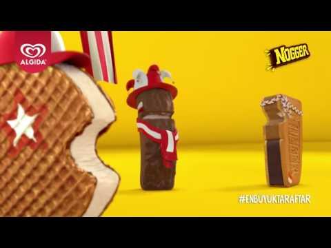 Algida Nogger Eurocup Reklam Filmi 2016/ Son Maçı Aldık
