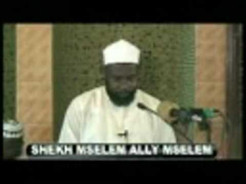 Shekh Msellem Ally-thamani ya wanawake
