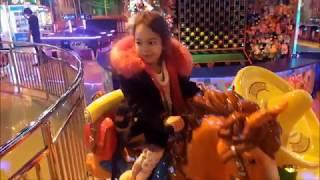 видео: Приехали в развлекательный парк Funky Town Dostyk Plaza
