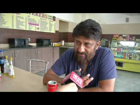 #Buddha in a Traffic Jam film by  Vivek Agnihotri  Exclusive Interview By Chetna Bhatnagar