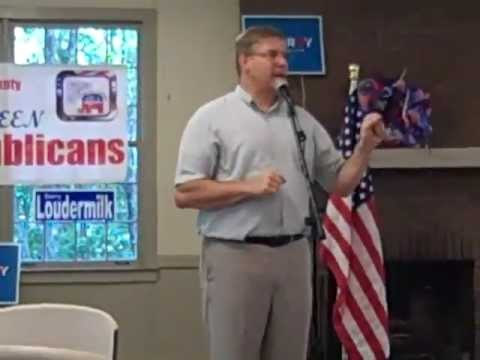 Proud to be a Republican June 23, 2013 Cherokee & Bartow GOP