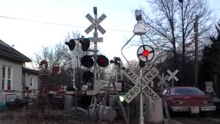 """WRRS Model 5 """"Harpes"""" Wig Wag Crossing Signal"""