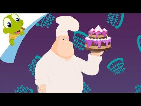 Pat a Cake Pat a Cake Baker's Man | Nursery Rhyme