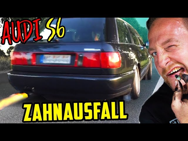 Langeweile am SONNTAG! - Audi S6 5Zylinder TURBO! - Marco SPRENGT sein Differential!