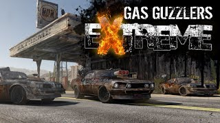 Gas Guzzlers Extreme - Gameplay - Español