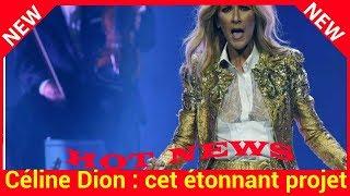 Céline Dion : cet étonnant projet avec un célèbre DJ