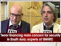 Terror financing main concern for security in South Asia: experts at UNHRC