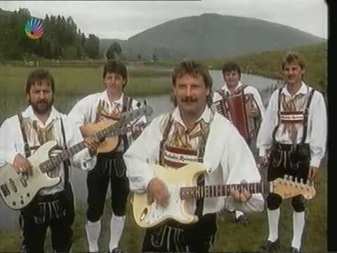 Nockalm Quintett - Drei Finger aufs Herz  1991