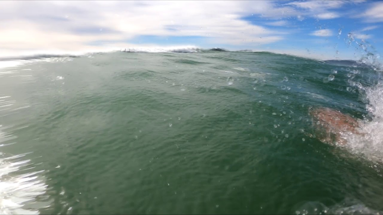 Resgate na praia - Rescue tube
