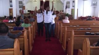 123 Victory Praise Dance l- Kirk Franklin