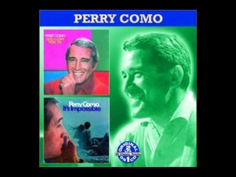 Sing (Sing A Song) - Perry Como