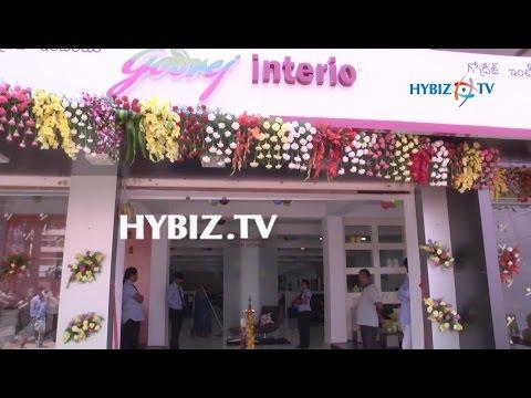 Godrej Interio Flagship Retail Store Launch At Kukatpally Hyderabad | Hybiz