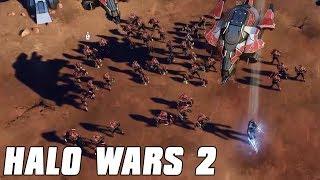 Halo Wars 2 - New Commander! Arbiter! Elites Enforcers and Phantoms!