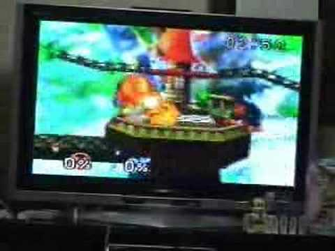 "Super Smash Bros. N64 ""Taiman""①-10。(10of11) 2007/6/23"
