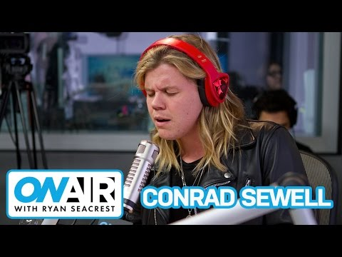 """Conrad Sewell LIVE - """"Hold Me Up"""" 