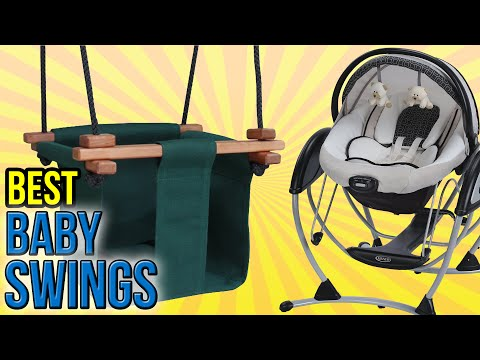 10 Best Baby Swings 2016