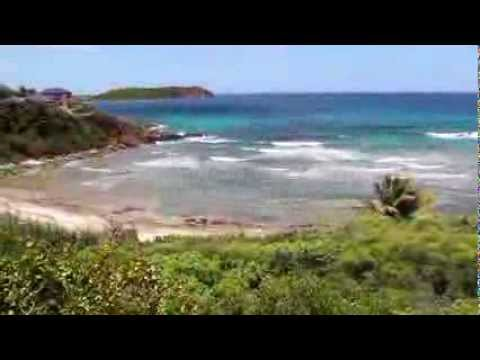 "St John Virgin Islands Classic Beachfront Vacation Rental on Hart Bay ""Villa Odessa"""