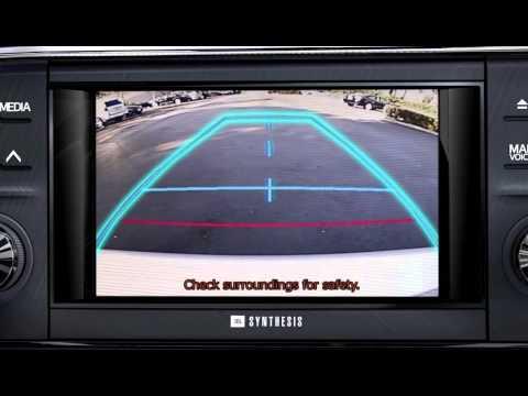 Watch Avalon How To Back Up Monitor 2013 Avalon Toyota 8jJEmVlELew