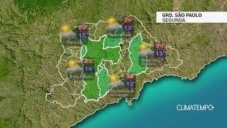 Previsão Grande SP – Sol e aumento de nuvens