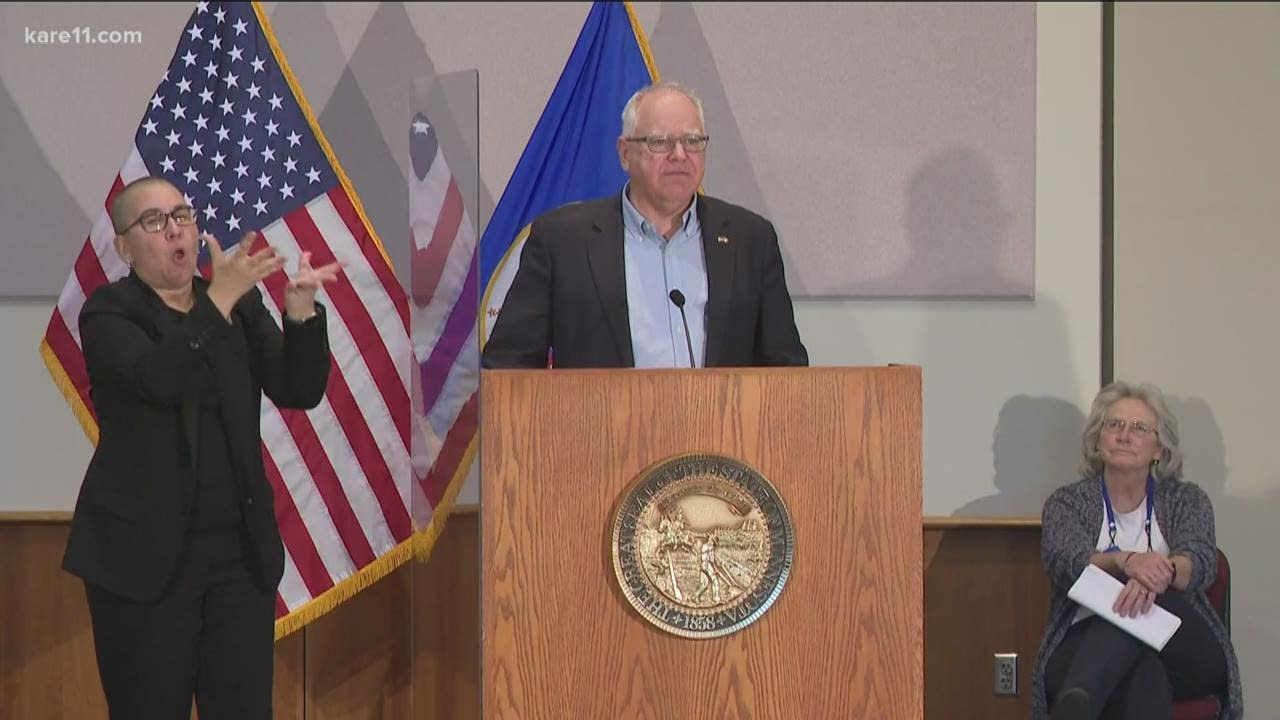 Governor to End Minnesota's Mask Mandate Friday