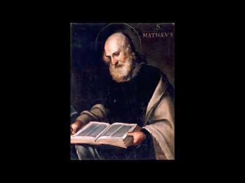 Dom Guarenger's Take on St Matthew