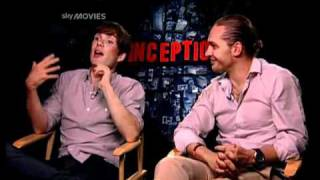 Tom Hardy describes Eames' special skills