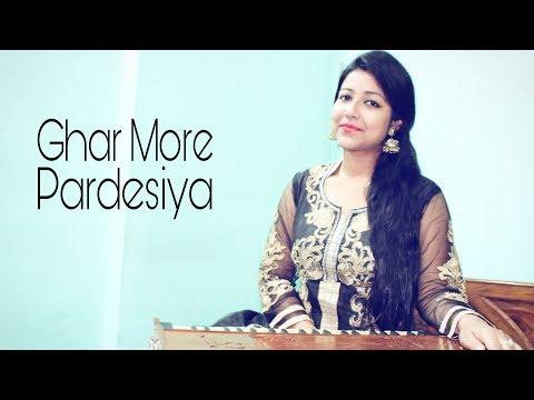 Ghar More Pardesiya - Kalank | Live Cover Version | Varun , Alia & Madhuri | Shreya Ghoshal