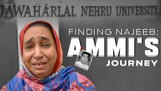 Video: Finding Najeeb: Ammi's Journey | JNU Student Najeeb Ahmed Missing Case