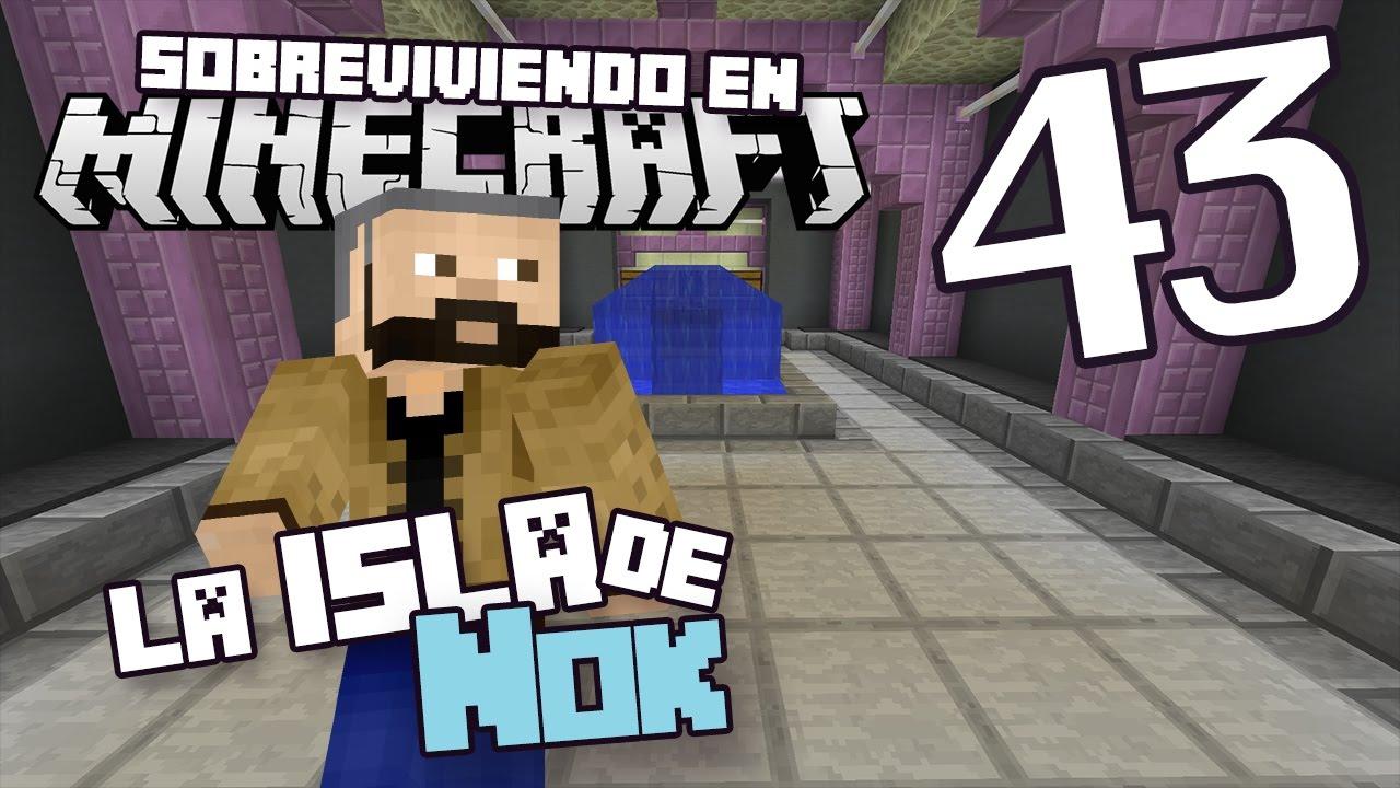 SeM – La isla de Nok #43 – Sala del portal al End – Miniatura