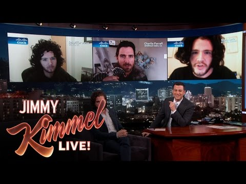 Thumbnail: Kit Harington Judges Jon Snow Impersonators