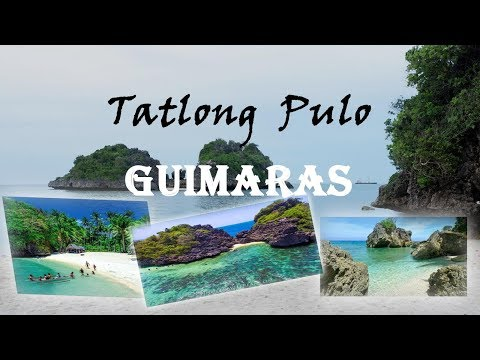 Tatlong Pulo, Guimaras Island, Philippines w/ Travel Guide
