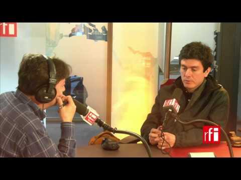 Juan Pablo Carreño entrevistado por Jordi Batallé en RFI