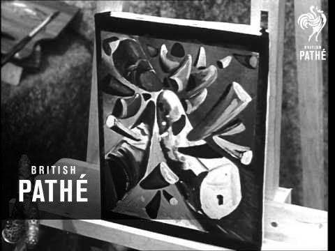 Dali Paints Rhino (1955)