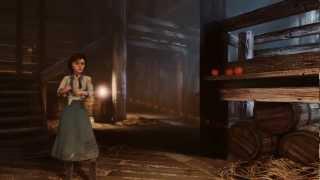 Bioshock Infinite Guitar Scene (Full HD)