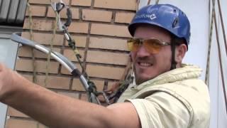 альпинист установка кондиционера в Москве(, 2015-07-09T09:01:07.000Z)