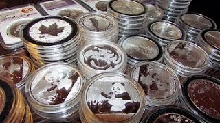 My Top 5 Silver Coins To Buy!