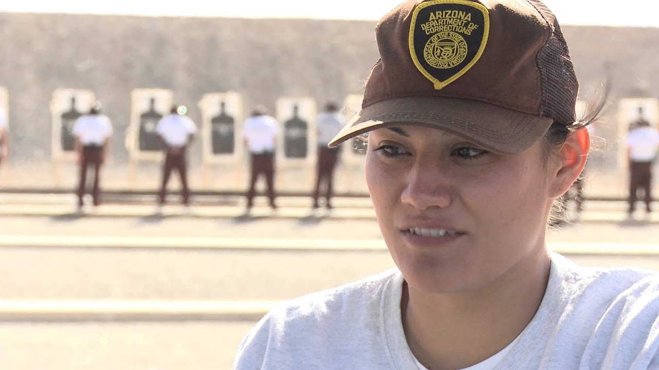 correctional officer preparing to work with arizonas most dangerous criminals youtube